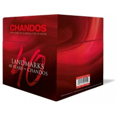Landmarks: 40 Years of Chandos [40CD]