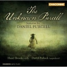 The Unknown Purcell [CD]