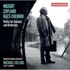 Works for Clarinet and Orchestra [CD]