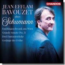 Jean-Efflam Bavouzet plays Schumann [CD]