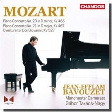Piano Concertos Nos. 20 & 21 [CD]