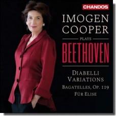 Diabelli Variations [CD]