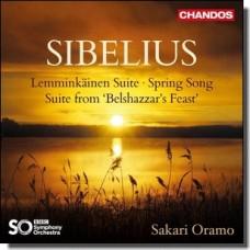 Lemminkäinen Suite | Spring Song [CD]