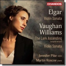 The Lark Ascending | Violin Sonata [CD]
