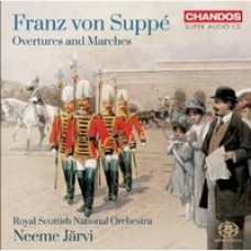 Overtures and Marches [SACD]
