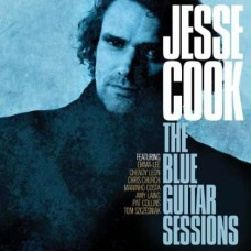 The Blue Guitar Sessions [CD]