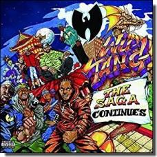 The Saga Continues [CD]