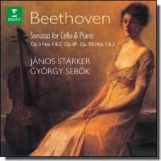 Sonatas for Cello & Piano [2CD]