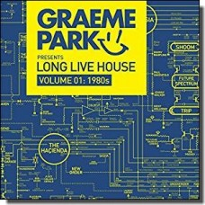 Graeme Park Presents Long Live House Vol. 1: 1980s [2LP]