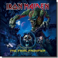 The Final Frontier [Digipak] [CD]