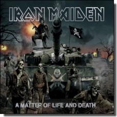 A Matter of Life and Death [Digipak] [CD]