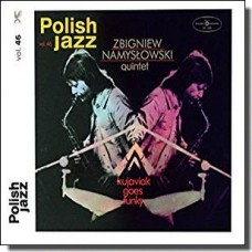Kujaviak Goes Funky: Polish Jazz Vol. 46 [CD]