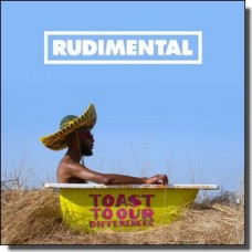 Toast To Our Differences [CD]