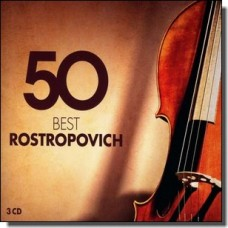 50 Best Rostropovich [3CD]