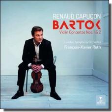 Bartok: Violin Concertos Nos. 1 & 2 [CD]
