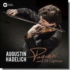 Paganini: Capricen op.1 Nr.1-24 [CD]
