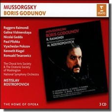Boris Godunov [3CD]