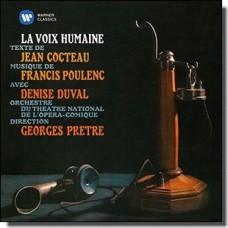 La Voix Humaine [CD]