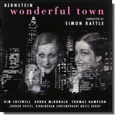 Wonderful Town [CD]
