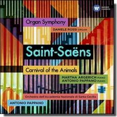 Symphonie Nr.3 'Organ Symphony' [CD]