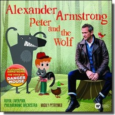 Peter and the Wolf [CD]