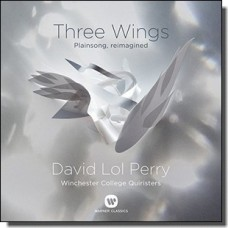 Three Wings - Plainsong Reimagined [CD]