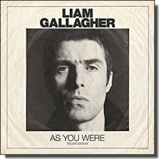 As You Were [Deluxe Edition] [CD]