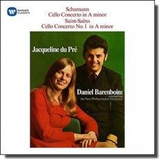 Schumann & Saint-Saens: Cello [CD]