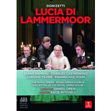 Lucia di Lammermoor [DVD]