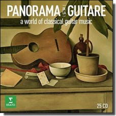 A World of Classical Guitar Music [25CD]