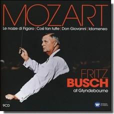 Mozart - Fritz Busch at Glynde [9CD]
