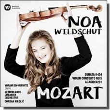 Mozart: Violinkonzert Nr.5 A-dur KV 219 [CD+DVD]