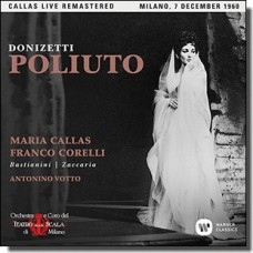 Donizetti: Poliuto [2CD]