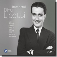 Immortal Dinu Lipatti(3CD) [3CD]