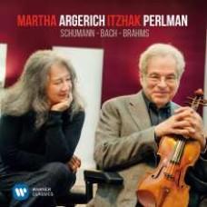 Schumann / Bach / Brahms [LP]