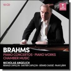 Piano Concertos [10CD]