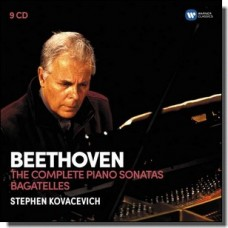 Beethoven: The Complete Piano Sonatas / Bagatelles [9CD]