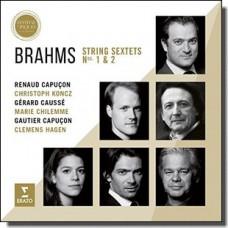 String Sextets Nos 1 & 2 [CD]