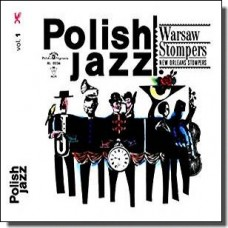 New Orleans Stompers: Polish Jazz Vol. 1 [CD]