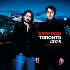 Global Underground #25: Deep Dish - Toronto [2CD]