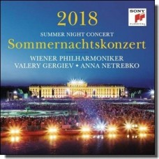 Sommernachtskonzert / Summer Night Concert 2018 [CD]