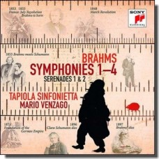 Symphonies 1-4, Serenades 1 & 2 [3CD]