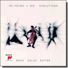 Six Evolutions - Bach: Cello Suites [2CD]