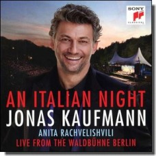 An Italian Night - Live From the Waldbühne Berlin [CD]