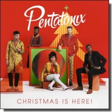 Christmas Is Here! [CD]