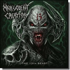 The 13th Beast [CD]