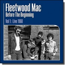 Before the Beginning Vol. 1: Live 1968 [3LP]