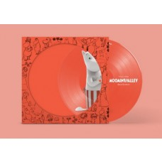 Moominvalley [Red Picture Disc Edition] [LP]
