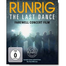 The Last Dance - Farewell Concert (Live at Stirling) [Blu-ray]