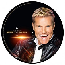 Dieter feat. Bohlen (Das Mega Album) [Picture Disc] [LP]
